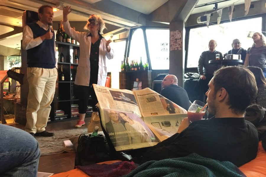 Sunday Papers Live at The Festival of Ideas – Line Up